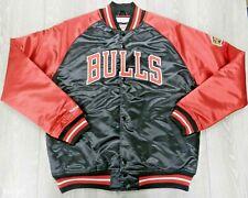 Mitchell & Ness Chicago Bulls Satin Jacket