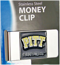 College Money Clip Pittsburgh Panthers