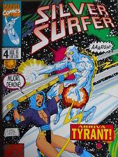 Silver Surfer n°4 1995  ed. Marvel Italia  [G.231]