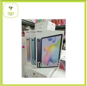 "Samsung Tab S6 Lite 128gb 4gb LTE 10.4"" Brand New Jeptall"