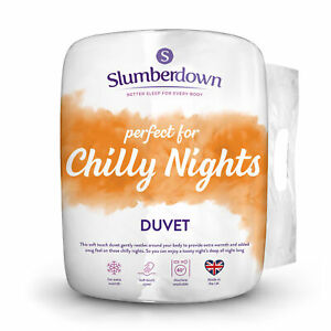 Slumberdown Chilly Nights Winter Warm Hollowfibre Duvet