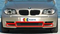 BMW NEW GENUINE 1 SERIES E82 E88 2007-2011 FRONT BUMPER LOWER GRILL SET OF THREE