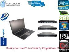 """Dell Latitude D630/D620 14.1"""" Intel (R) Core (TM) 2Duo 80GB 2GB Windows 7"""