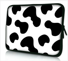 "15""-15.6"" LAPTOP SLEEVE CARRY CASE BAG FOR DELL HP COMPAQ APPLE *COW*"
