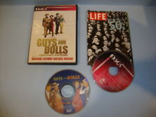 Guys and Dolls (DVD, 2007, Canadian Decades Collection)