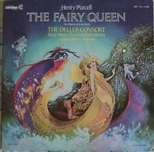 DISCO 33 GIRI - HENRY PURCELL - THE FAIRY QUEEN   ( 2 LP )