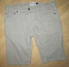 Cotton Striped Shorts for Men