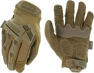 Coyote Mechanix M-Pact Covert Tactical Work Gloves - New