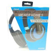 "New listing Sylvania Bluetooth Wireless Headphones with microphone - Blue - Newâ""¢"