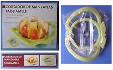 Affettatrice di mele e frutta tagliamele con lama in acciaio inox