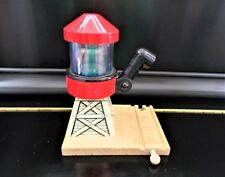Thomas the Tank Engine Wooden Railway RED Water Tower Accessory, 2001 Gullane