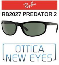 Occhiale da Sole RayBan RB 2027 W1847 PREDATOR 2 RAY BAN Sunglasses MEN IN BLACK