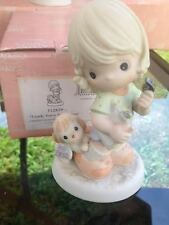 """Precious Moments COACH Figurine """"You're a Real Good Sport""""  #112859 1/2 PRICE"""