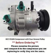R67358 1 Year Warranty AC Compressor for 2006-2009 Hyundai Accent