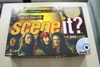 Scene It Disney's Pirates of the Caribbean DVD Board Game Complete