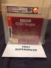 BioHazard -- CODE: Veronica (Limited Edition) (Sega Dreamcast) VGA 85+