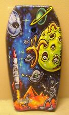 "DREW BROPHY ART ""FOES IN OUTER SPACE"" COPA 37"" BODY BOARD  NEW IN PLASTIC"