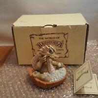 His Secret World Of Krystonia 1993 Figurine #3904 England -