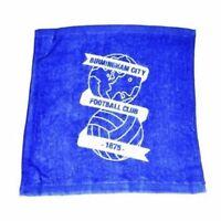 Official Birmingham City Football Club 100% Cotton Face Cloth Flannel Towel