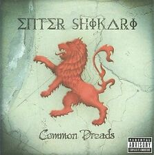 Common Dreads [PA] by Enter Shikari (CD, 2009, Ambush Reality)