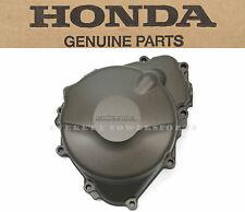 Genuine Honda Left Engine Case 99-06 CBR600F4 F4i Stator Alternator Cover #S36