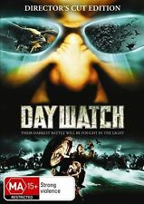 Day Watch Director's Cut Edition DVD Movie Region 4
