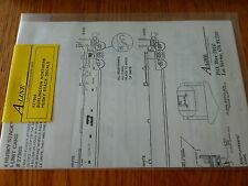 A-Line HO #27805 Burlington Northern Husky Stack Decals