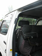 TOYOTA HIACE 89-05 - Side Sliding Door Weatherstrip Seal Full Size with clips