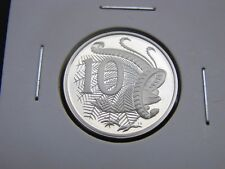 1983 10 cent proof coin. Only 80,000 made! Brilliant coin in 2x2 holder LYREBIRD