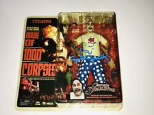 Captain Spaulding Rare Signed Action Figure Sid Haig House Of 1000 Corpses Movie
