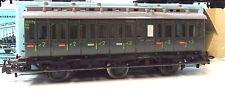 Abteilwagen B3pr07 / B2pr07 der DB Märklin 4004 hellblaue OVP ( NO )