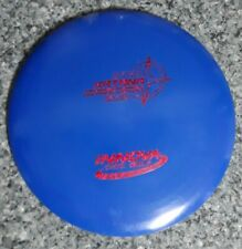 Innova Star Katana Distance Driver 167g Blue w/Red Stamp Very Lightly Used
