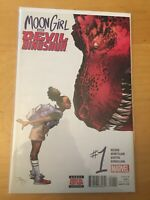 MOON GIRL & DEVIL DINOSAUR 1, NM (9.4- 9.6) 1ST PRINT, CGC WORTHY, 1ST LUNELLA