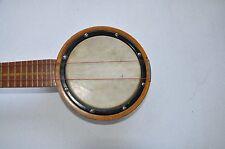 Vintage Antique Banjolele Ukulele Banjo