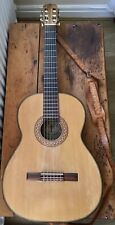 More details for stunning vintage spanish classical guitar dated 1965