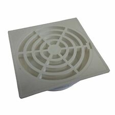 Holman PVC DWV GRATES 2Pcs Suitable For Indoor & Outdoor Pipework GREY*AUS Brand