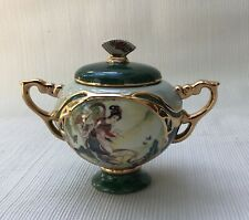 ARDLEIGH ELLIOTT Porcelain Music Box - Pao Chai, Beauties Of The Red Mansion VGC