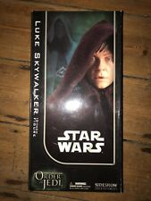 Sideshow orden de los caballeros Jedi Luke Skywalker Jedi Knight afssc 1039