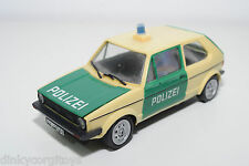ESCI KIT PLASTIC VW VOLKSWAGEN GOLF MKI MK1 POLIZEI EXCELLENT CONDITION RARE