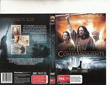 The Ten Commandments-2013-Dougray Scott-Movie-DVD