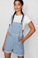 047e59156af6 Women's Denim Dungaree Shorts for sale | eBay