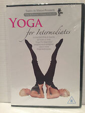 YOGA FOR INTERMEDIATES ~ POLLY & SOPHIA'S FITNESS COLLECTION ~ BRAND NEW DVD