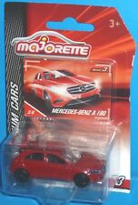 MAJORETTE Mercedes-Benz A 180 Premium Cars Series 3 #3/6 NEW