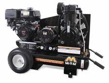 Air Compressor / Generator, Portable; 16.3 Cfm@100 Psi, 15.7 Cfm@175 Psi, 389 Cc