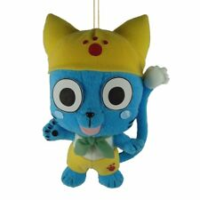 """Official Licensed Anime Fairy Tail Happy 9"""" Plush #52542"""