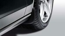 Genuine Audi A6 Front & Rear Mud Flaps 2011>