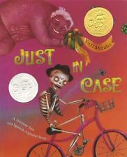 Just In Case: A Trickster Tale and Spanish Alphabet Book-ExLibrary