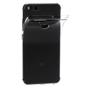 Funda de gel TPU carcasa protectora silicona para movil Xiaomi MI A1 A2 A2 Lite