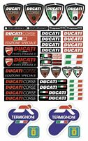 Ducati Corse Termignoni 1098 Motocycle Stickers Set Decals Panigale 1199 1198 /4