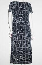 Chiffon Tea Dress Size Petite for Women